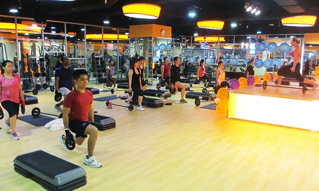 Celebrity Fitness opens first outlet in Singapore, Health ...