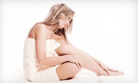 Six Laser Hair-Removal Treatments on a Small, Medium, or Large Area at The G Spa International (Up to 86% Off)
