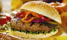 Hamburgers and Shakes at Lick's Homeburgers & Ice Cream (Half Off). Choose from Three Locations.