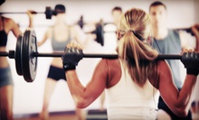 One Month of Unlimited CrossFit Classes for One or Two at Crossfit Metro Center (Up to 66% Off)