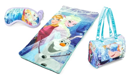 3-Piece Disney Frozen Sleepover Set