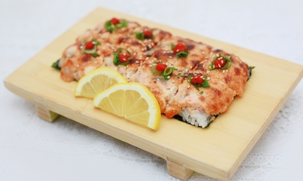 $17 for $30 Worth of Sushi and Japanese Cuisine at Mio Sushi (43% Off)