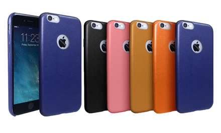 MogoLife Vegan Leather Case for iPhone 6 and iPhone 6+