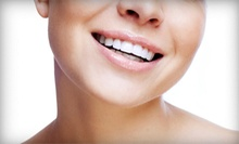 One or Two In-Office LED Teeth-Whitening Treatments at Endearing Smiles (Up to 64% Off)