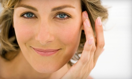 One, Two, or Four Fraxel Laser Facials at Renew Face and Body (Up to 79% Off)