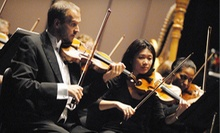 $15 for a Florida Orchestra Concert ($30 Value). Eight Pops and Classical Performances Available.