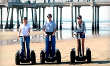 $35 for a 90-Minute Beachcomber Segway Tour and Photo CD at GW Tours ($80 Value)