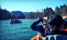 Skagit River Tour with Wine Tasting for Two or Four from Pacific NW Float Trips (Half Off)
