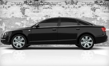 $99 for Window Tinting for a Four-Door Sedan at Mike's Tint Shop ($199 Value)