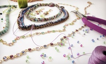 Leather, Beads, and Jewelry at Springfield Leather Company (Half Off)