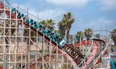 $14 for One Unlimited One-Day Ride Pass at Belmont Park (Up to $28.95 Value)
