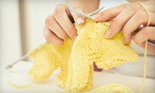 $19 for a Two-Class Beginning-Knitting Course at Anacapa Fine Yarns ($40 Value). 10 Sessions Available.