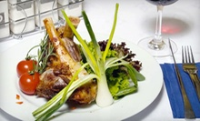 Five-Course Russian Tasting Meal with Wine for Two or $25 for $50 Worth of Russian Cuisine at Vernisage 