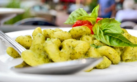 $25 for $40 Worth of Italian Dinner Cuisine and Drinks at La Dolce Vita