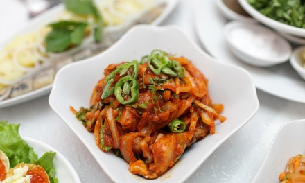 $12 for $20 Worth of Asian Tapas and Drinks at Flame Asian Tapas Bar & Grill