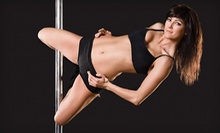 One, Four, or Eight Pole-Dance Classes at Body, Mind & Pole (Up to 65% Off)