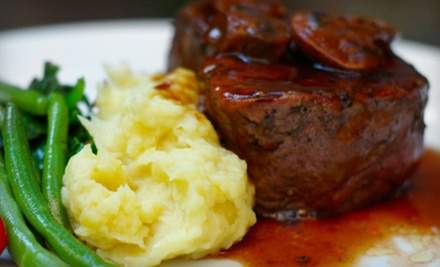 $20 for $40 Worth of European Cuisine at West Plains Bistro