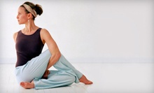 $25 for Five Yoga Classes at AstaYoga ($70 Value)