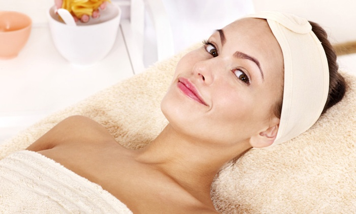 Absolutely Gorgeous Beautique - Absolutely Gorgeous Beautique: Vitaderm Facial (R110) with Eye and Nail Treatments (R209) and Mani or Pedi (R231) at Absolutely Gorgeous Beautique