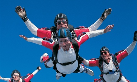 One Tandem Jump from Cincinnati Skydiving (50% Off)