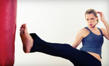 Kickboxing or X-treme Fitness Classes at Force Kickboxing & FiTTness (Up to 79% Off). Three Options Available.
