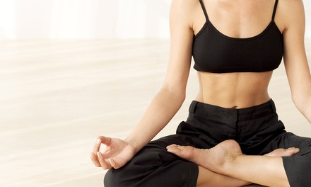 15 or 30 Bikram Classes at Funky Door Yoga Haight (Up to 77% Off)