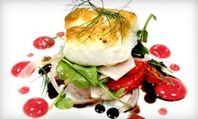 $20 for $40 Worth of Gourmet American Food and Drinks at Cravings Wine Bar & Grille