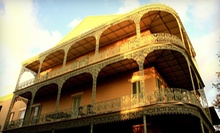 $29 for a 90-Minute Architecture Walking Tour for Two from New Orleans Savvy Tours ($60 Value)