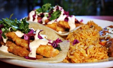 Four-Course Mexican Dinner for Two or Four at No Mas! Cantina (Up to 54% Off)