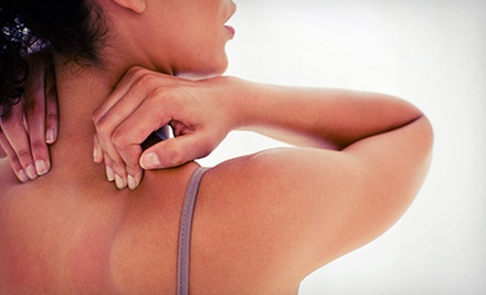 $39 for a One-Hour Clinical Massage at Advanced Therapeutics: Pain Relief & Wellness Center ($100 Value)