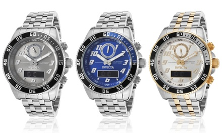 Invicta Pro Diver Men's Ana-Digi Watches