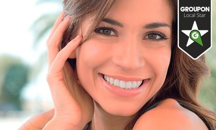 Dentalis — Paço de Arcos: 1 ou 2 sessões de limpeza dentária com sistema de eliminação de manchas desde 12€