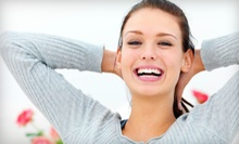 Exam, Cleaning, and Bitewing X-rays with Option for Zoom! Teeth Whitening at Smile Dental Care (Up to 83% Off)