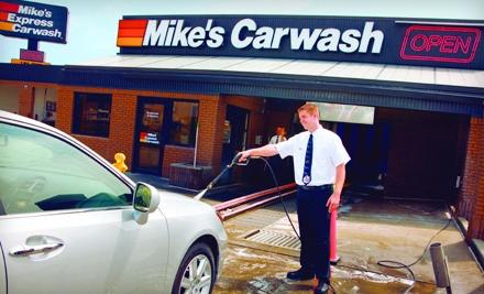 Palm Springs Car Wash Austin