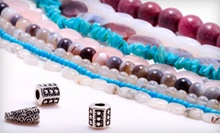 Jewelry-Making Class for One or Four, or Supplies at Brooklyn Bead Box (Up to 57% Off). Four Options Available.