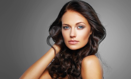 Cut, Blow-Dry, and Conditioning Treatment with Optional Partial Highlights at YGallery Salon (Up to 81% Off)