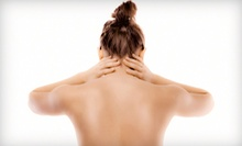 One or Three Chiropractic Exams with Adjustments and Massages at Tinozzi Chiropractic &amp; Wellness Center (Up to 73% Off)