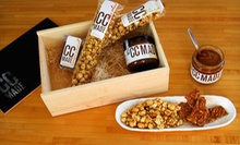 Local Artisan Food, Candy, and Gifts Online or In-Store at Buyers Best Friend (Half Off). Two Options Available.