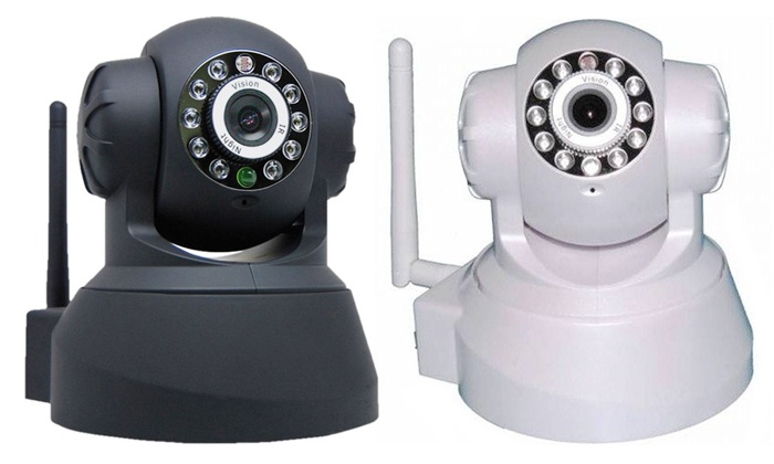 ASP: IP Wireless Home Security Camera for R899 Including Delivery (50% Off)