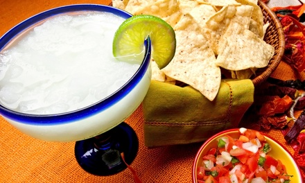 $12 for Margaritas and Nachos for Four at Mexquisito ($24 Value)