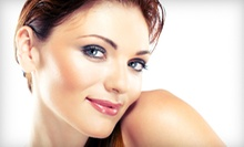 $24 for Petite Facial and Eyebrow Wax at Amy's Salon and Spa ($49 Value)