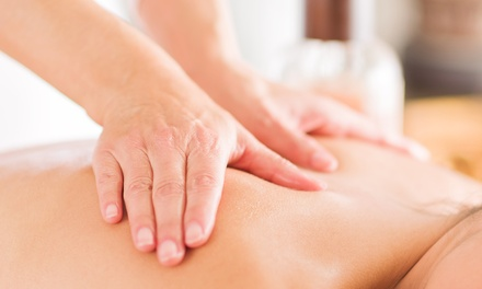 One or Two Swedish Massages at The Touch of Comfort Massage & Mobile Spa (Up to 50% Off)
