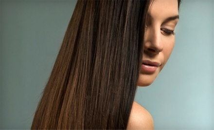 One or Two Keratin Hair Treatments at Creation's A New You Hair and Nail Gallery (Up to 66% Off)