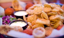 $10 for $20 Worth of Pub Food at Icehouse One Twenty One