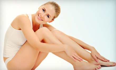 Six Laser Hair-Removal Treatments on a Small, Medium, Large, or Extra-Large Area at J Medical Aesthetics (Up to 88% Off)