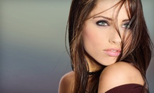 Women's Cut with Options of Partial or Full Highlights at Contempo Hair Salon (Up to 55% Off)