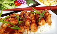 $10 for $20 Worth of Hawaiian Cuisine for Two at Ron's Island Grill