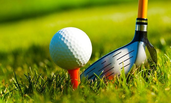 Crowlands Heath Golf Club - Dagenham: Crowlands Heath Golf Club: 18 Holes For Two (£19.50) or Four (£35) (Up to 51% Off)