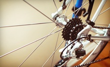 $25 for a Basic Bike-Maintenance Package with Safety Inspection at Trek Bicycle Store ($49.99 Value)