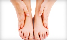 Laser Nail-Fungus Removal on One or Both Feet at Oklahoma Foot & Ankle Associates (Up to 83% Off)